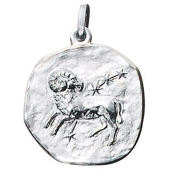 Rimorchio segno zodiacale Ariete Argento 925 sterling silver