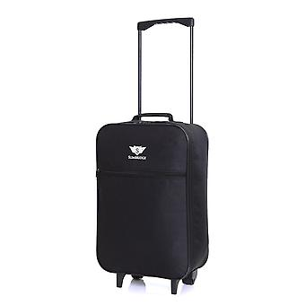 Slimbridge Barcelona Kabine zugelassen Tasche, schwarz
