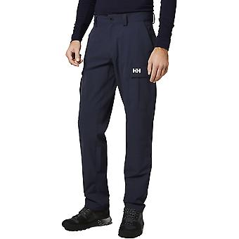 Helly Hansen Mens Quick Dry Softshell Cargo Trousers