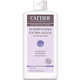 Cattier Extra Soft Bio Shampoo 1000 ml
