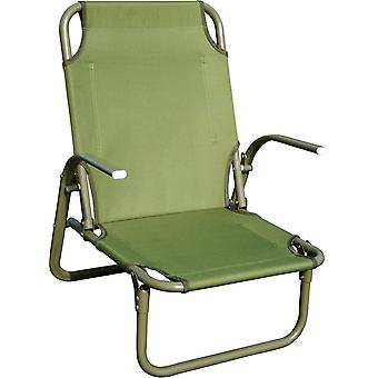 Highlander Kirkin Steel Beach Chair