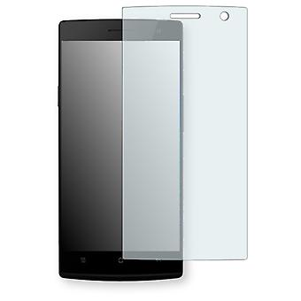 Oppo find 7 display protection film - Golebo crystal clear protection film