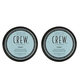 2-pack American Crew Fiber 85 g