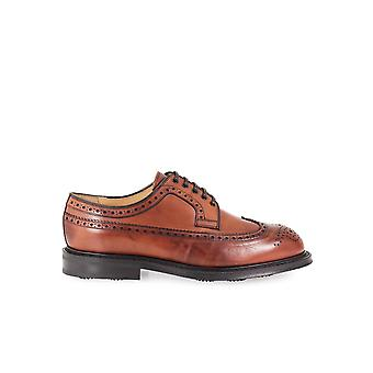 CHURCH'S SWING WALNUT DERBY LACE UP
