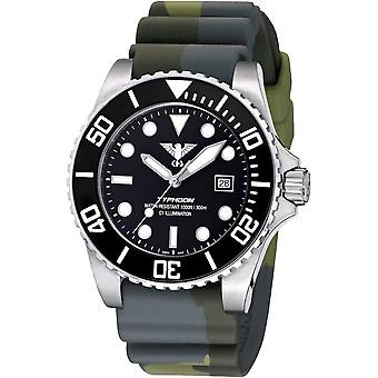 KHS Men's Watch KHS. TYS. DC3