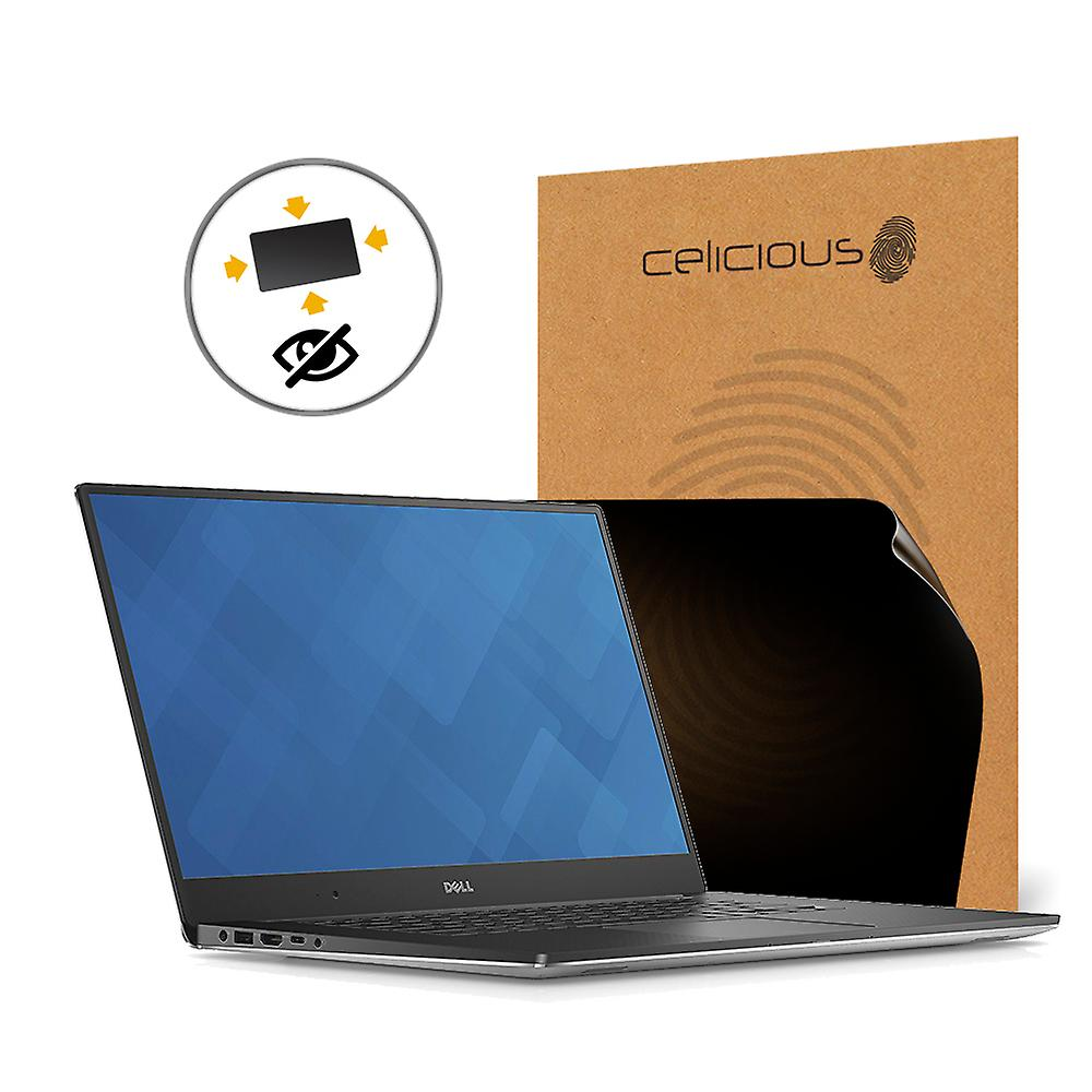 Celicious Privacy Plus 4-Way Anti-Spy Filter Screen Prougeector Film Compatible with Dell Precision 15 5520
