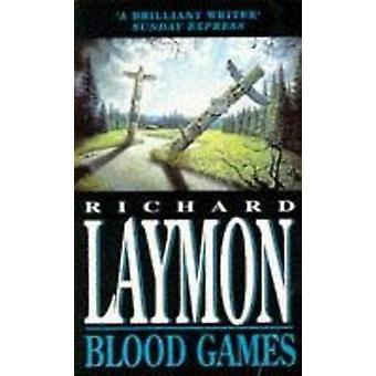 Sangre juegos de Richard Laymon - libro 9780747238218