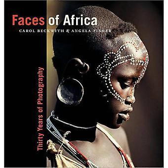 Visages d'Afrique - trente ans de photographie par Carol Beckwith - Ange