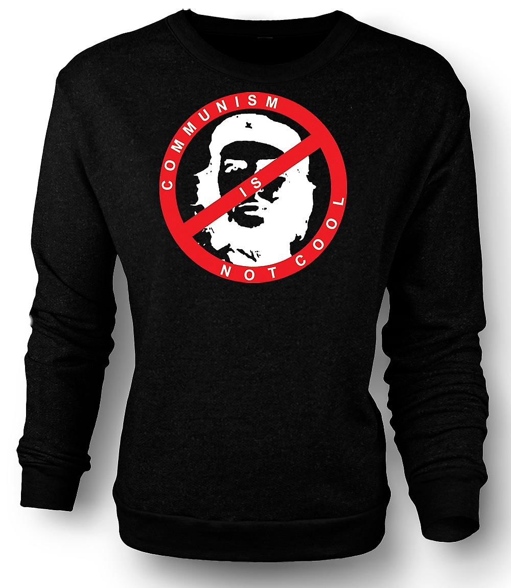 Mens Sweatshirt Che Guevara Communism Cool Funny