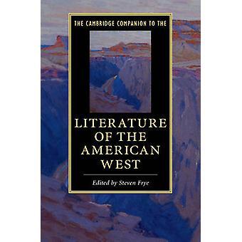 Engelking literatury American West przez Ste