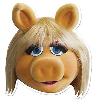 Miss Piggy carta maschera viso (The Muppets)