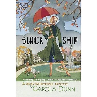 Zwarte schip (Daisy Dalrymple Mysteries)