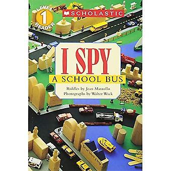 School Bus (I Spy (Scholastic Paperback))