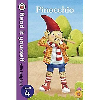 Pinokkio - Lees het zelf met lieveheersbeestje: niveau 4 (Lees het zelf niveau 4)