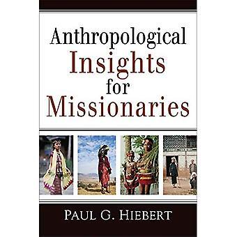 Antropologiska insikter för missionärerna