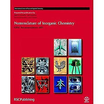 Nomenclature de chimie inorganique: recommandations 2005