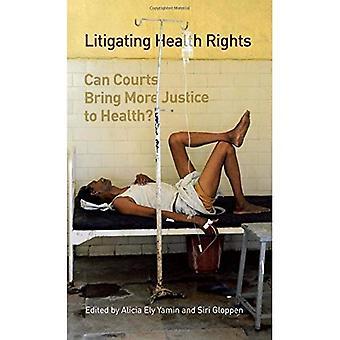 Procederen gezondheidsrechten: Kunnen rechtbanken brengen meer rechtvaardigheid voor de gezondheid?