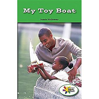 My Toy Boat (Rosen Real Readers: Stem and Steam Collection)