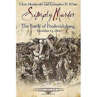 Simply Murder (Emerging Civil War)