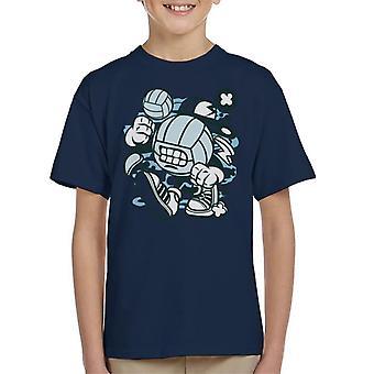 Volleyball mand børne T-Shirt