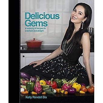 Gems délicieux: Un trésor de recettes pour divertir et enchanter