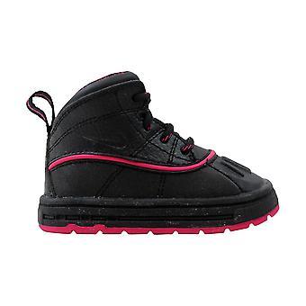 Nike Woodside 2 hoge zwarte/Fireberry 524878-001 peuter