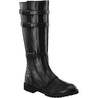 Star Wars Walker Boots Black