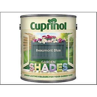 Cuprinol Garden Shades Beaumont Blue 1 Litre