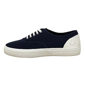 Fred Perry B2060 608 Barson Canvas Trainers