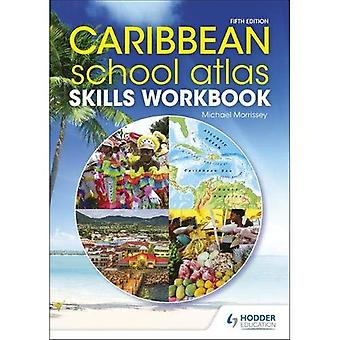 Caribbean School Atlas Skills Workbook
