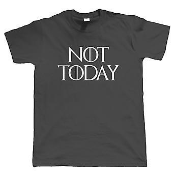Pas pour l'instant obtenu Téléfilm inspiré Mens T Shirt | Film TV Fan Geek Fantasy Fiction série citation | Anniversaire de Noël cadeau lui papa