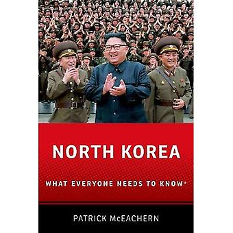 North Korea: What Everyone Needs to Know (R) (What Everyone Needs to Know)