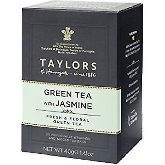 Taylors van Harrogate groene thee met jasmijn