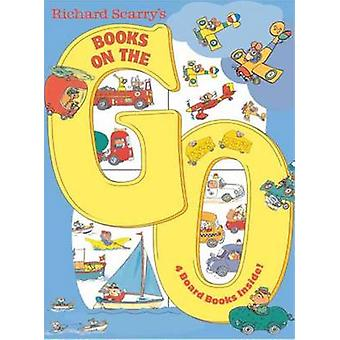 Richard Scarry's Books on the Go by Richard Scarry - 9780375875229 Bo