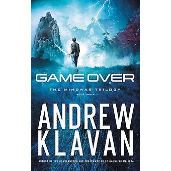 Game Over by Andrew Klavan - 9781401688981 Book