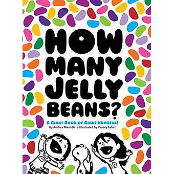 How Many Jelly Beans? by Yancey Labat - 9781452102061 Book