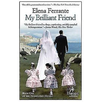 My Brilliant Friend by Elena Ferrante - 9781609450786 Book