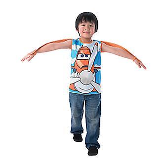 Dusty van plan vleugel shirt verandering shirt voor kinderen