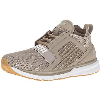 Puma Mens ignite limitless Fabric Low Top Lace Up Running Sneaker