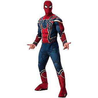 Costume da Ragno di Ferro Adulto