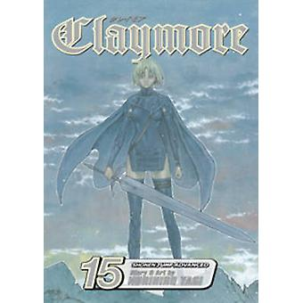 Claymore Vol. 15 by Norihiro Yagi