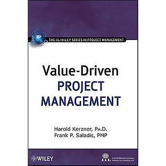 Værdibaseret ledelse af Harold R. Kerzner - Frank P. salat