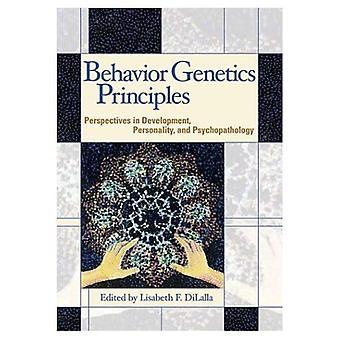 Behavior Genetics Principles: Perspectives in Development, Personality, and Psychopathology (Decade of Behavior)