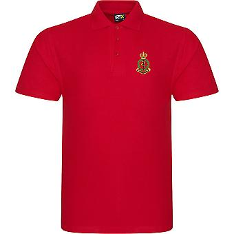 Royal Army Medical Corps-licenseret British Army broderet RTX Polo