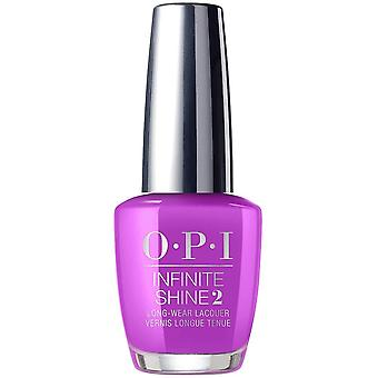 OPI Infinite Shine Positive Vibes Only - Neon 2019 Nail Polish Collection (ISLN73) 15ml