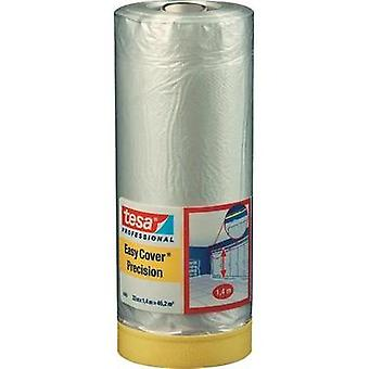 (L x W) 14 m x 550 mm Transparent Polyethylene foil 04365-0-0 TESA