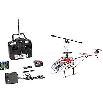Carson RC Sport Easy Tyrann 370 RC model helicopter for beginners RtF