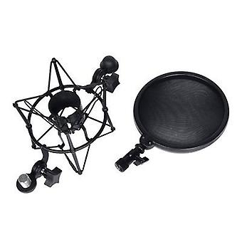 Microphone shock mount LD Systems DSM400 Dimensions, Ø: 43 mm Internal thread: 5/8