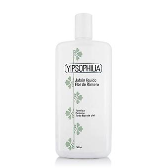 Yipsophilia Soap With Flower Romero