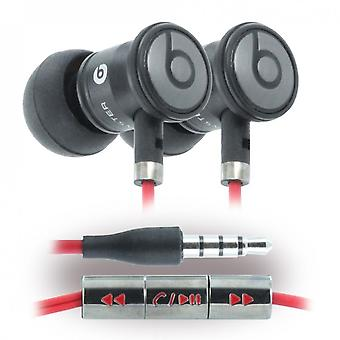 Beats by Dr. Dre Monster ear headset earbud Urbeats black, HTC smartphones